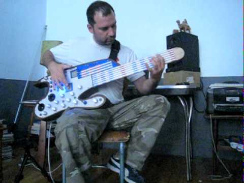 Arduino Blog » SMOMID is a Mega-powered MIDI guitar