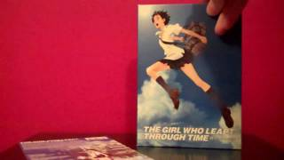 The Girl Who Leapt Through Time (special edition) DVD review