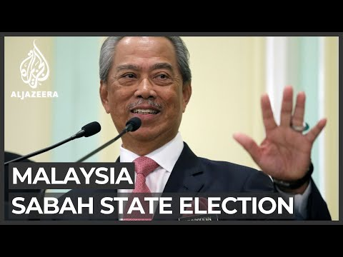 Malaysia's ruling coalition wins Sabah in boost for PM Muhyiddin