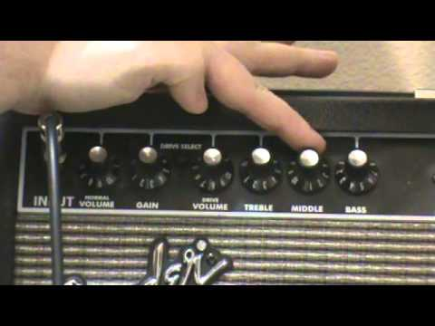 BEGINNERS, How To REALLY Set The Tone On Your Amp By Scott Grove