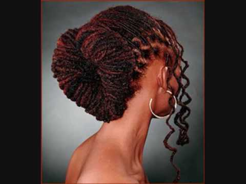 Coiffure afro : coupes de cheveux afro - YouTube