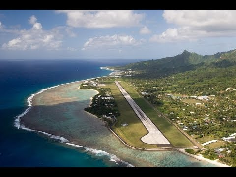 Rarotonga International Airport Virtual Tour
