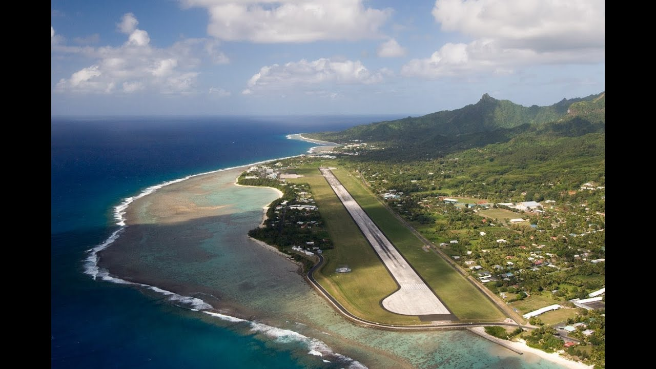 Island Of Hawaii International Airport