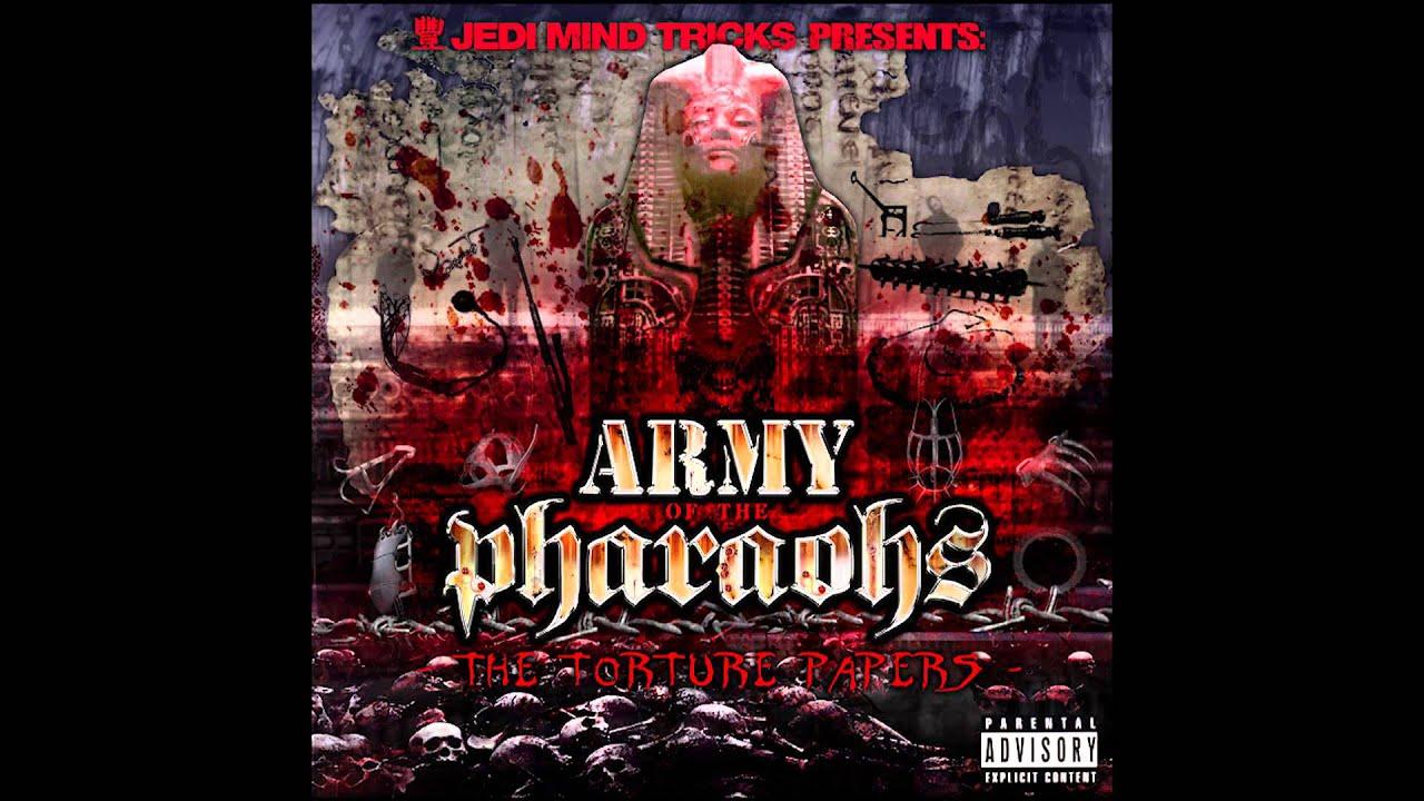 Army Of The Pharaohs Jedi Mind Tricks Prese...