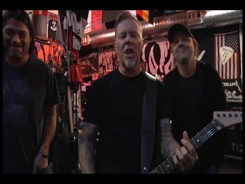 Metallica Salutes Frank Beamer