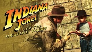 Indiana Jones and the Helping Hand