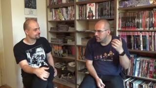 Komiksář Speciál: Komiksové filmy s Františkem Fukou