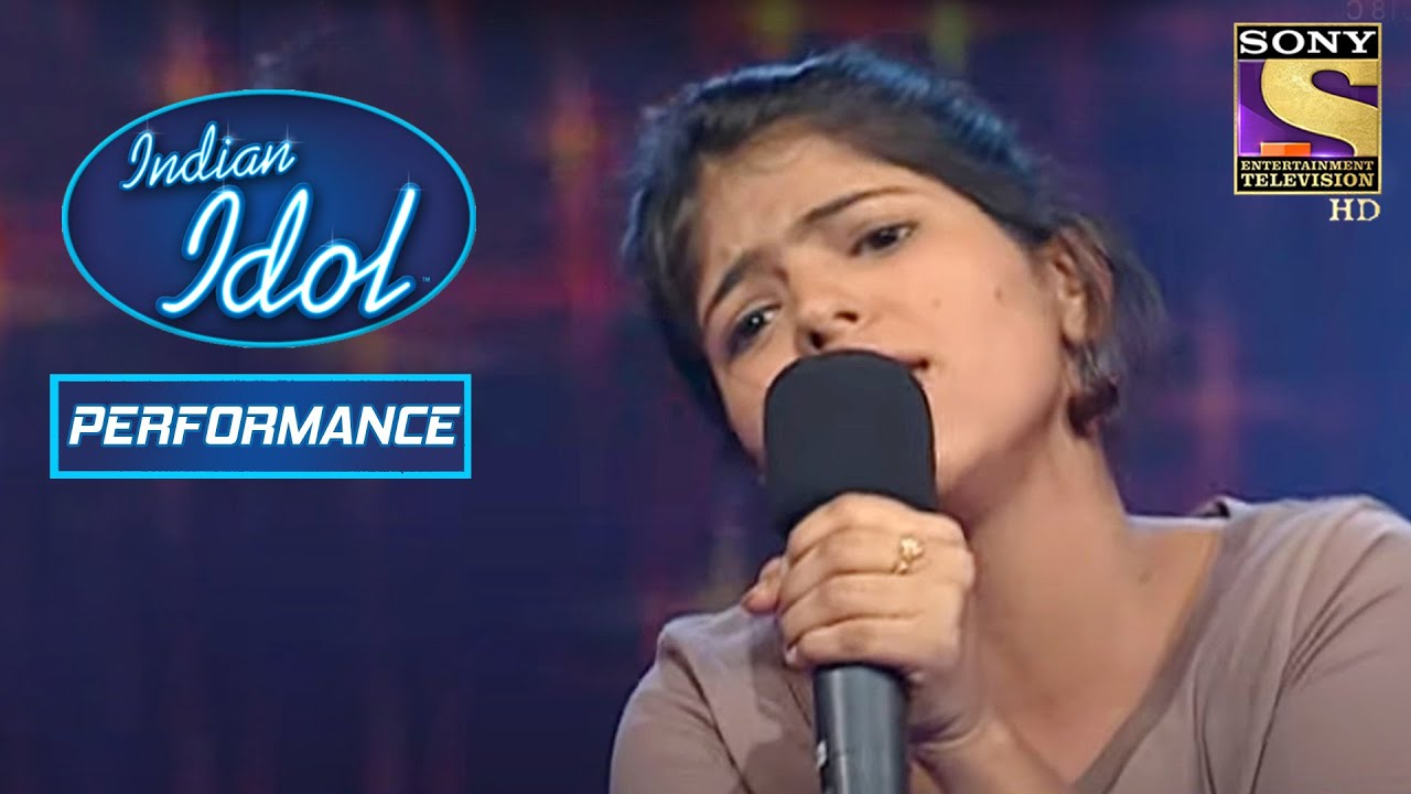 Download Ankita ने दिया 'Kaisi Paheli Zindagani' पे कमाल का Performance | Indian Idol Season 3