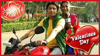 Runji & Rushi on a Romantic Bike Ride! - Valentine