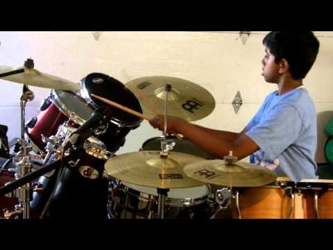 Grenade Drum Cover - Grenade Drum Cover by Subhash Ramesh