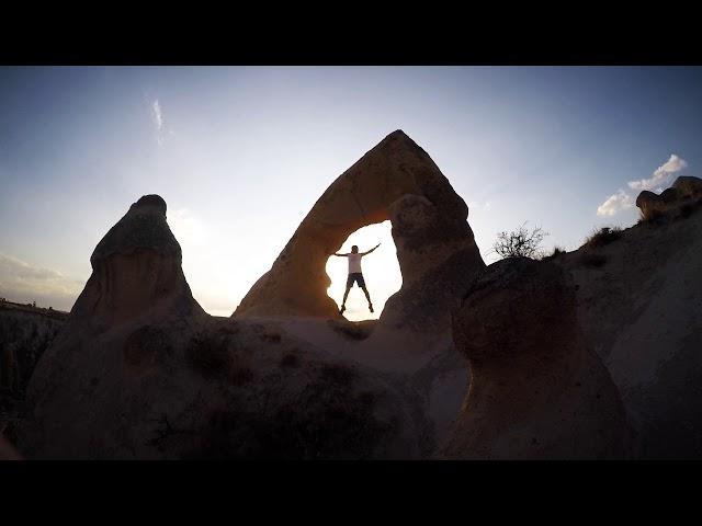 〔瓜鵝生活〕GUARRRtrekkingCAPPADOCIA|土耳其卡帕多奇亞健行