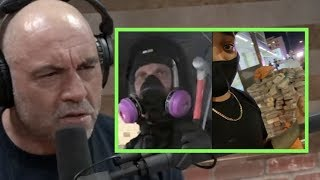 Joe Rogan on Agent Provocateurs During George Floyd Protests, Mysterious Pallets of Bricks
