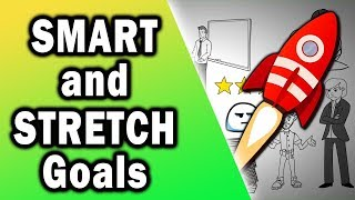 How to Set Effective Goals - SMART and Stretch Goals