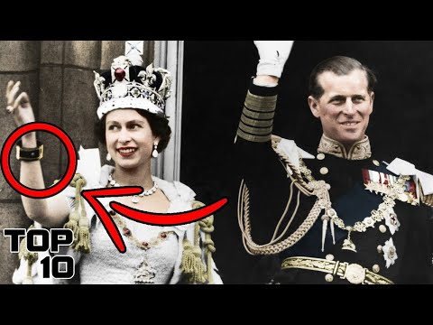 Top 10 Rules Queen Elizabeth HAS To Follow