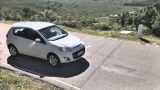 Fiat Palio Test Drive