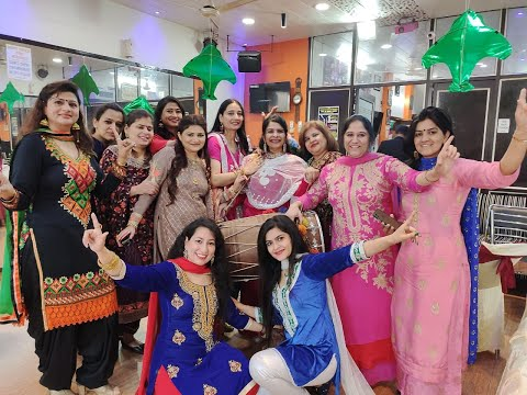 Lohri Festival Celebrations At Step2Step Dance Studio | Dance On Dhol | Bhangra | Delicious Food
