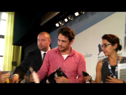 James Franco, Vanessa Hudgens e Harmony...