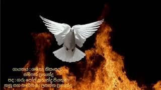 Ginnak Wilasin Ma Shashika Nisansala (sinhala hymn) ගින්නක් විලසින් - ශෂිකා නිසංසලා