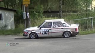 Rally Bohemia 2017 | 202 | Jan Frei - Petr Šlegl