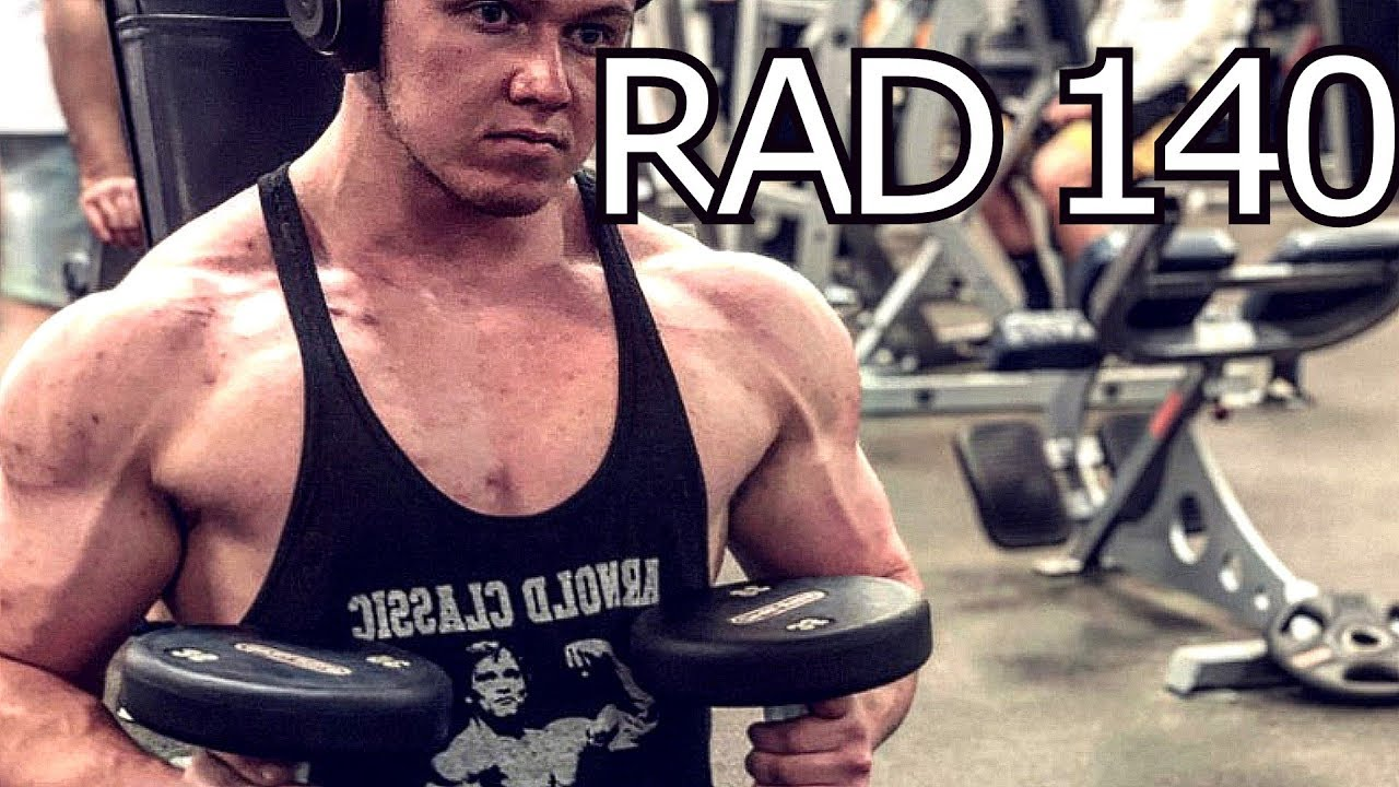 My Experience/Side Effects With Rad 140 | Sarms