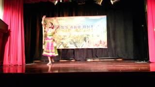 kannukkul pothi vaipen-Avanthika semi classical dance