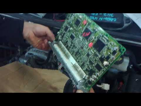 3uz-fe 6 at Restyle immo off in software and chiptuning