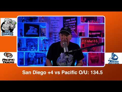 San Diego vs Pacific 2/23/21 Free College Basketball Pick and Prediction CBB Betting Tips