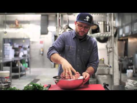 How to Make Meatballs with Dan Holzman, co-founder of The Meatball Shop