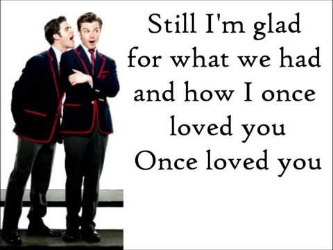 Glee Cast - It's Too Late lyrics