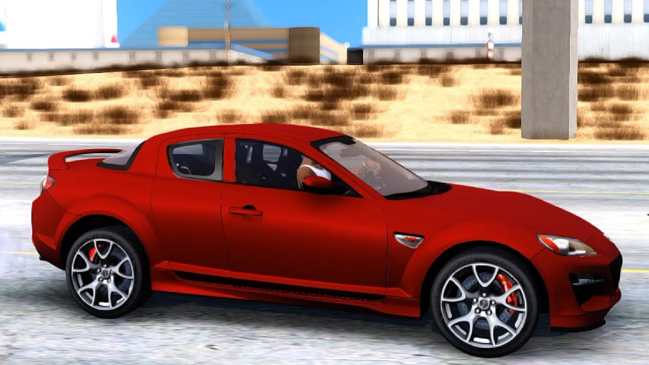 2011 mazda rx 8 r3 gta san andreas enromovies youtube. Black Bedroom Furniture Sets. Home Design Ideas