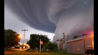 Videos de Desastres Naturales 2 / Tornados y Superceldas