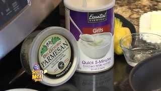 Lemon Garlic Shrimp And Grits