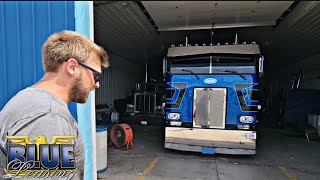 First Ever Tour Of One Of The Most Custom Semi Truck Fleets In America, Life Of A Truck Driver
