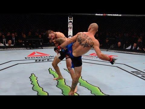 ТОП-5 нокаутов в преддверии UFC Оттава