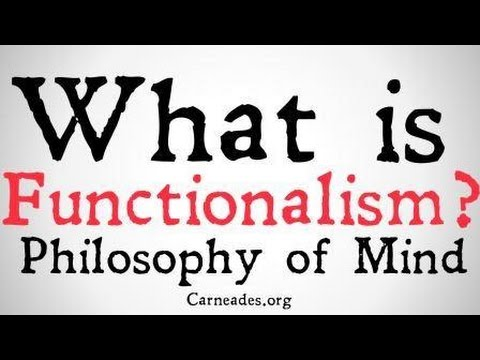 What is Functionalism? (Philosophy of Mind)