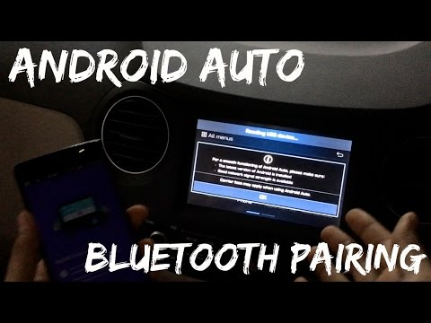 Grand i10 Touchscreen Infotainment system | Android Auto | Bluetooth
