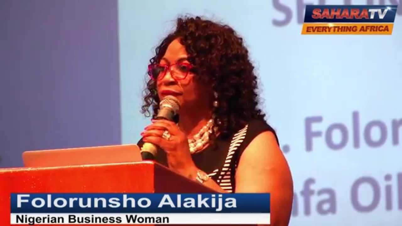 I Never Went To A University - Africa's Richest Woman, Folorunsho