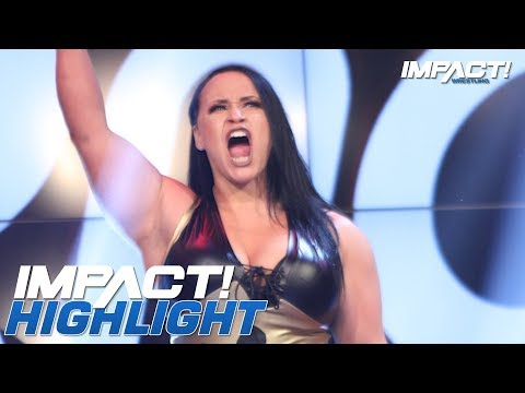 Impact Wrestling: Johnny Impact and Taya Valkyrie Should Be Tag Team Champions