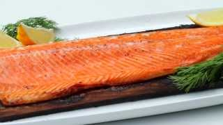 Fish Grilling Tips & Cedar Planked Salmon Recipe