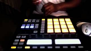 NI Maschine Sample Beat Come On Over To My Place