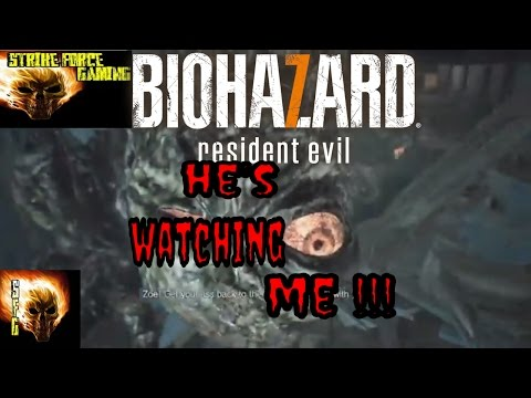Jack is back and he's watching me resident evil 7: biohazard Ep.21 Strike Force Gaming Let's play