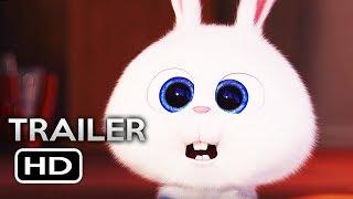 LA VIDA SECRETA DE los animales 2 Final Remolque (2019) Película de Animación HD
