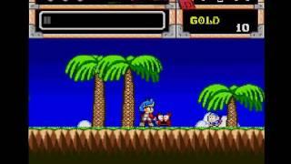 Wonder Boy V   Monster World III Gameplay HD✔ Sega Genesis Mega Drive let's play Walkthrough