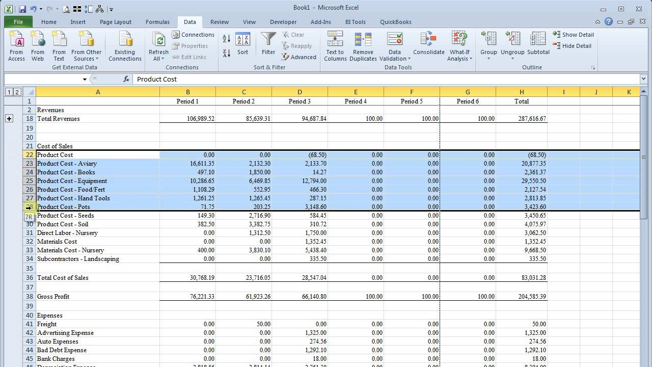 excel hide column in table what is this mysterious side column in excel super userhow to limit. Black Bedroom Furniture Sets. Home Design Ideas