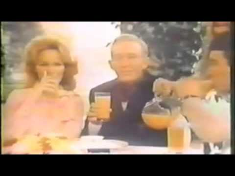 bing crosby for minute maid