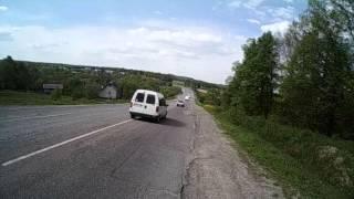 Івано-Франківськ ----Калуш (на вело проти вітру)(це відео створено за допомогою Відеоредактора YouTube (http://www.youtube.com/editor), 2016-05-04T21:43:34.000Z)