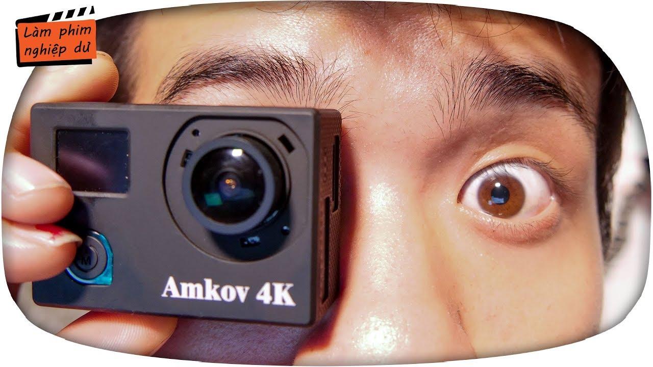 #37 Chọn máy quay nào dưới 3tr  ✅ Amkov 8000s plus