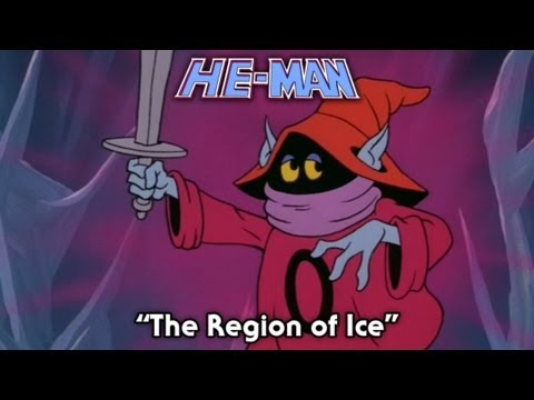 He Man - The Region of Ice - FULL episode