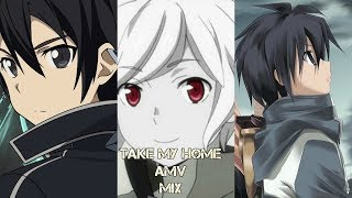 Anime Mix AMV - Take Me Home (Hollywood Undead) Resimi