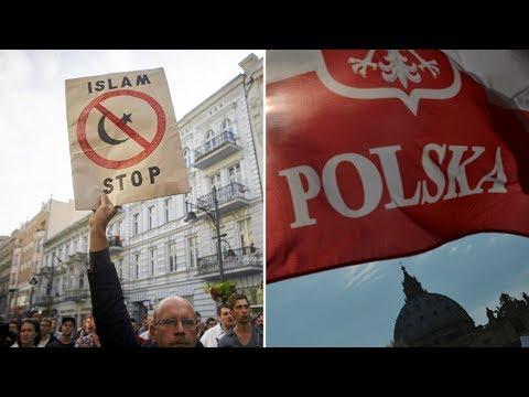 Poland Refuses Islamic Migrants Despite Threats From The European Union (REACTION)